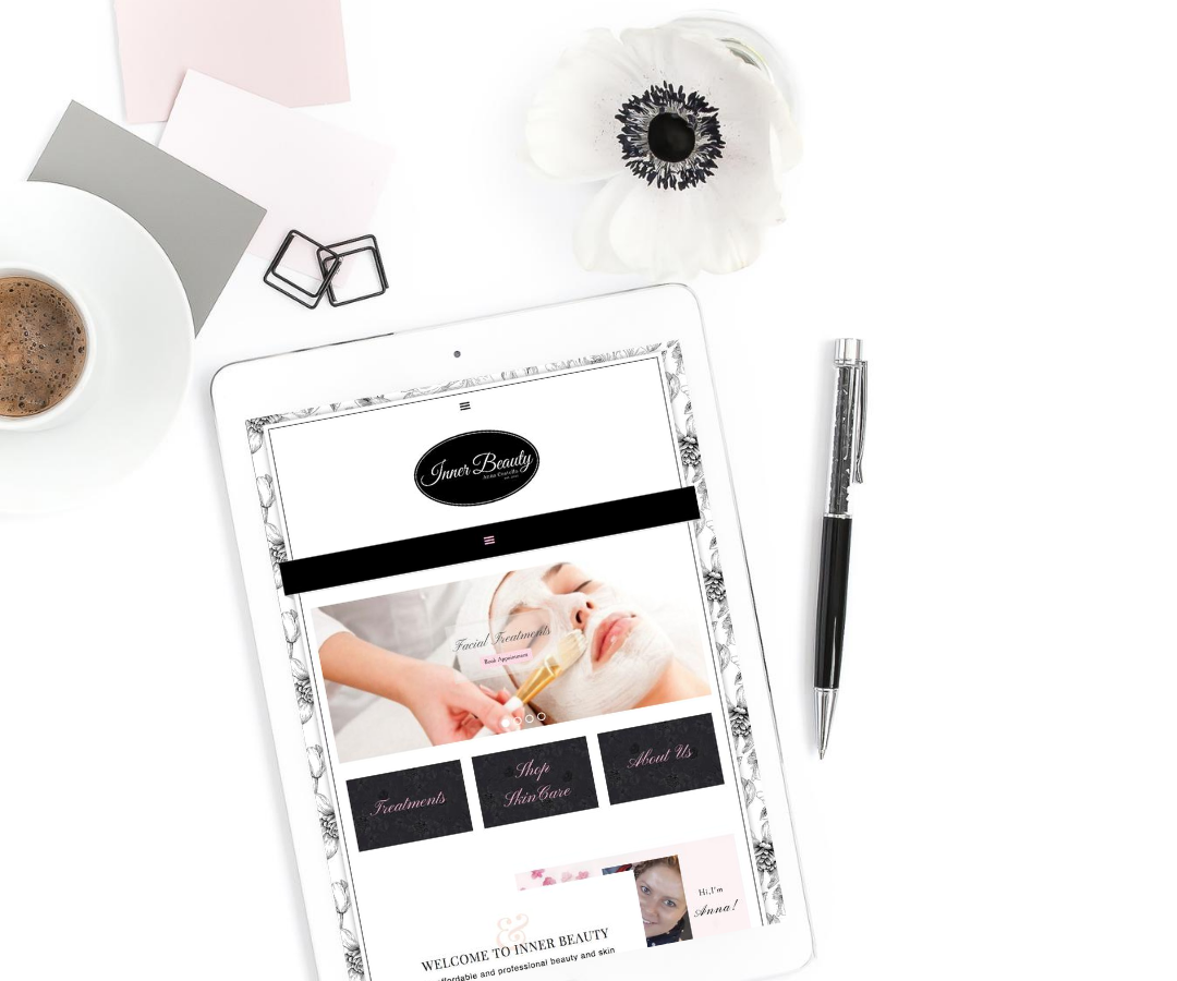 Beauty Skin Clinic Responsive Design